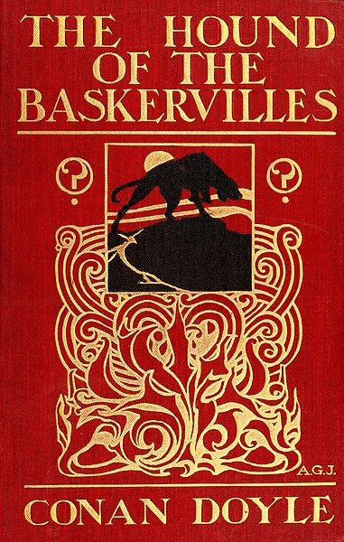 381px-Cover_(Hound_of_Baskervilles,_1902)