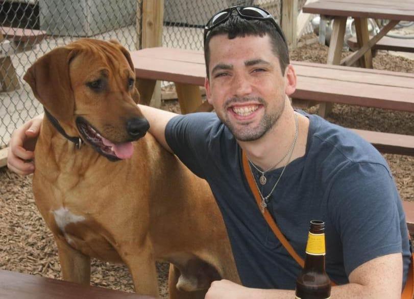 Rhodesian Ridgeback, dog adventure