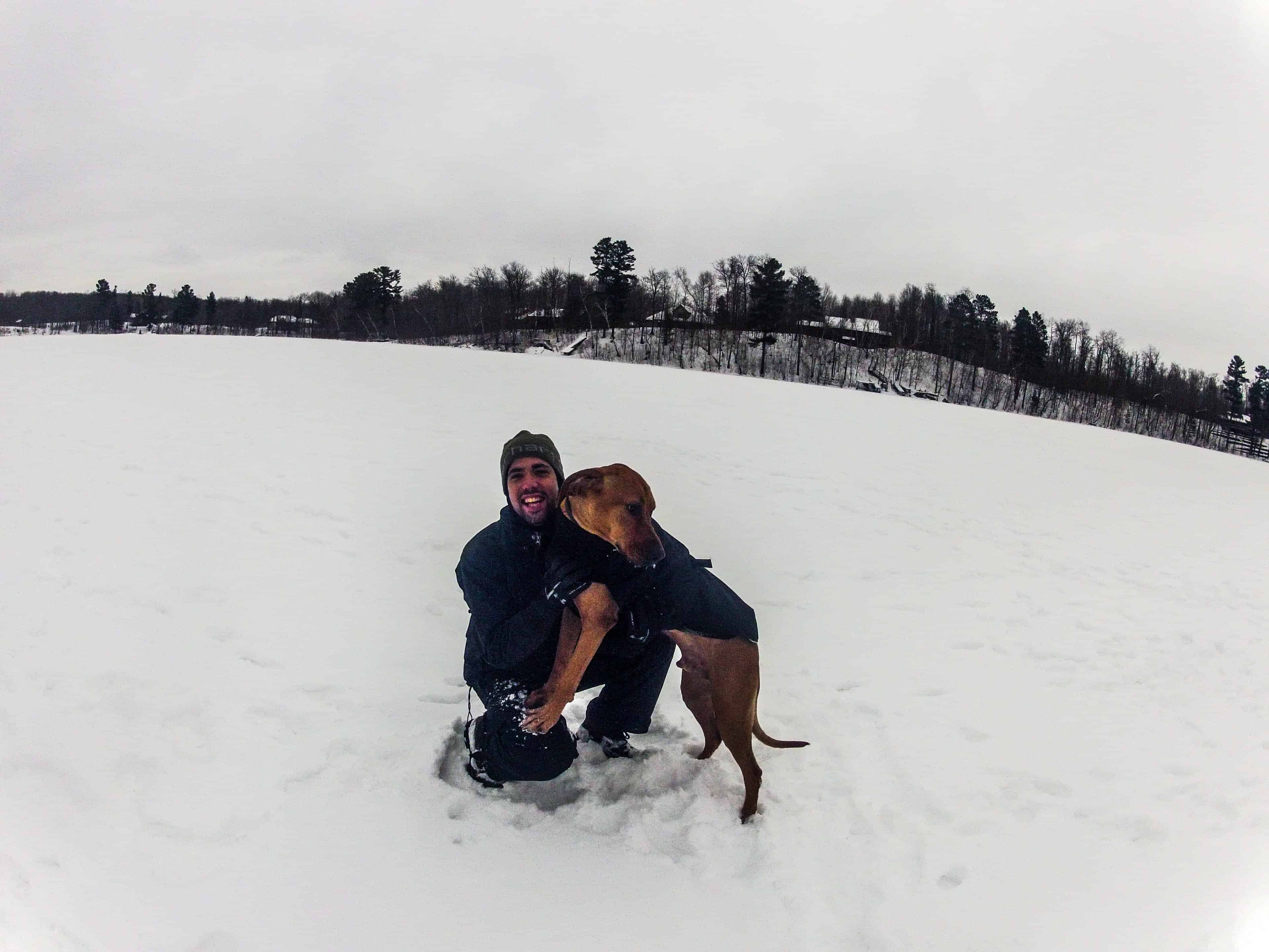 Rhodesian Ridgeback, pet adventure