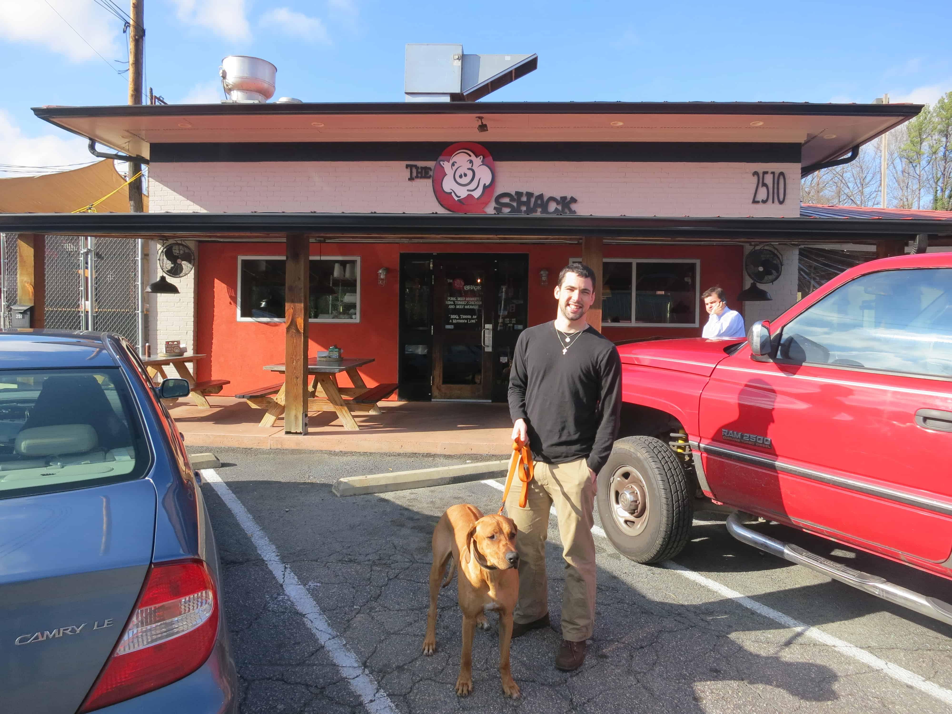 pet friendly restaurant