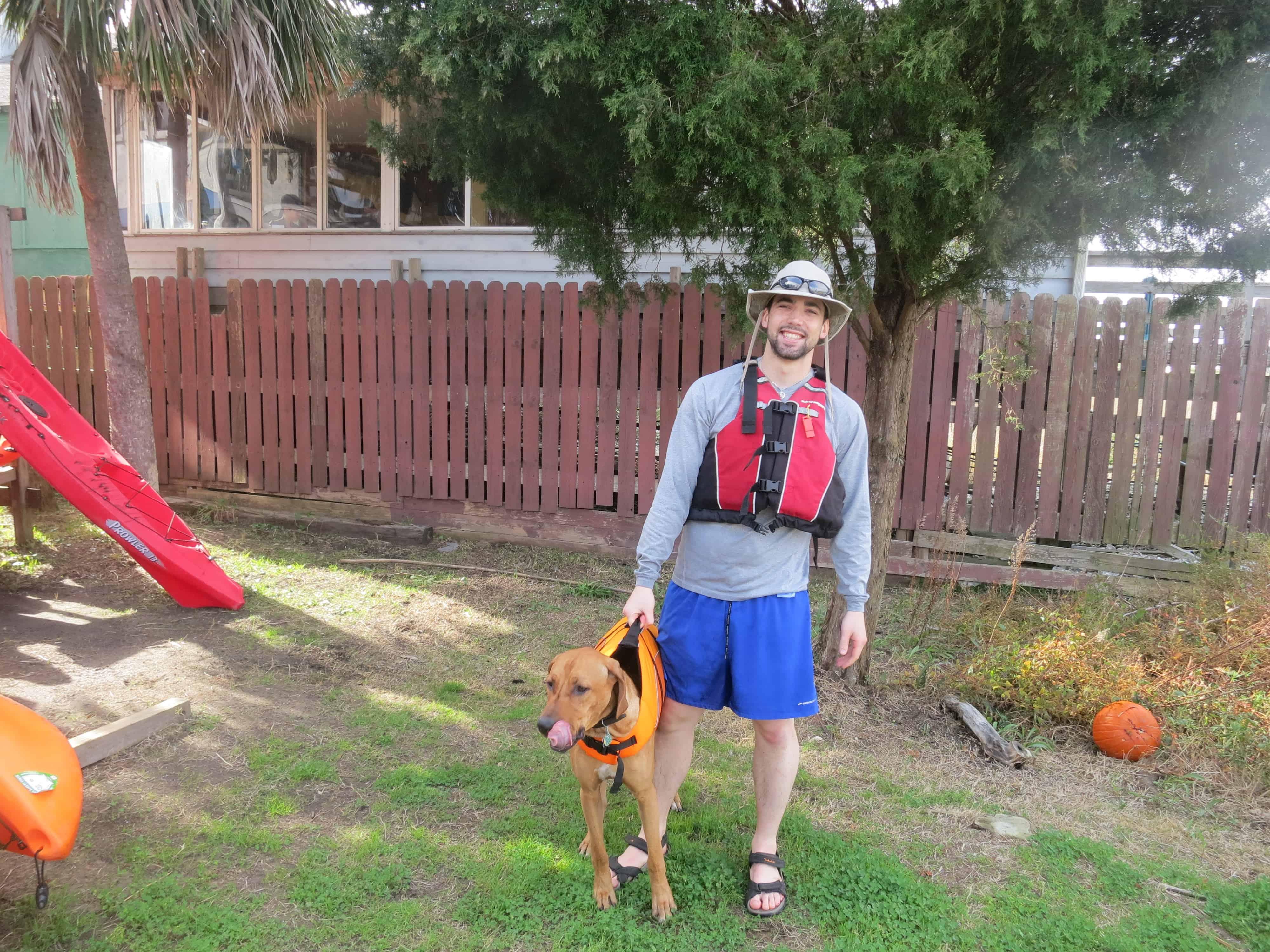 dog friendly charleston south carolina