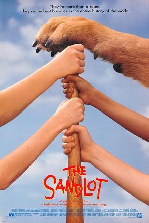 Sandlot_poster